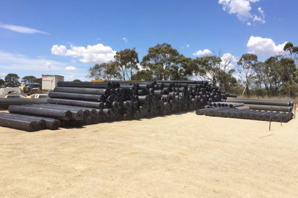 Geogrid Supplies