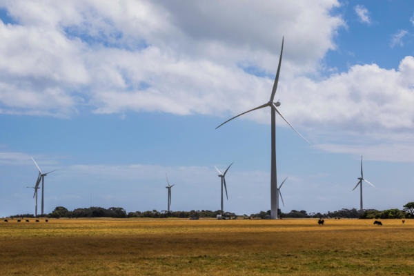 Moorabool wind farm