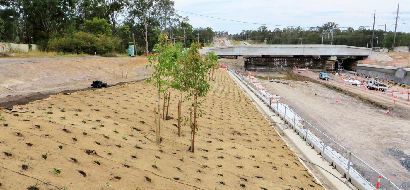 Jutemat Schofields Erosion Control